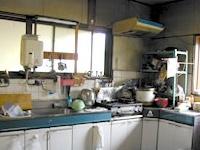キッチン_before